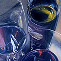 Rosenblum And Glasses by Donna Tuten