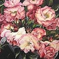 Roses In A Watercan by Karin  Dawn Kelshall- Best