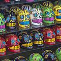 Rows Of Skulls by Garry Gay