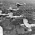Royal Air Force Formation by Underwood Archives