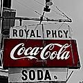 Royal Pharmacy Soda by Andy Crawford