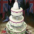 Royal Wedding 2011 Cake by Martin Davey