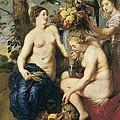 Rubens, Peter Paul 1577-1640. Ceres by Everett