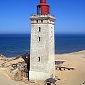 Rubjerg Knude Lighthouse 2 by Konni Jensen
