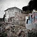 Ruins Of An Abandoned Farm House by RicardMN Photography