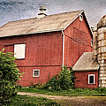 Rustic Barn by Bill Wakeley