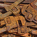Rusting Wrenches by Robert Jensen