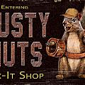 Rusty Nuts by JQ Licensing