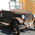 Rusty Old Ford Jalopy 5d24641 by Wingsdomain Art and Photography