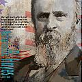 Rutherford B. Hayes by Corporate Art Task Force