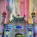 Sachal Sarmast Tomb by Catf