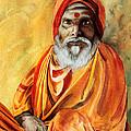 Sadhu by Janet Pancho Gupta