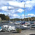 Sailboats On Sunapee by Will Boutin Photos