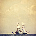 Sailing II Print by Angela Doelling AD DESIGN Photo and PhotoArt
