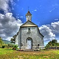 Saint Joeseph's Church Maui  Hawaii by Puget  Exposure