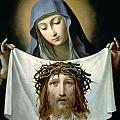Saint Veronica by Guido Reni
