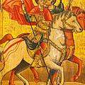 Saints Sergius And Bacchus by Marx Broszio