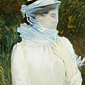 Sally Fairchild by John Singer Sargent
