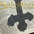Salvation By His Cross Isaiah by Robyn Stacey