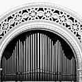 San Diego Spreckels Organ by Christine Till