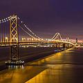 San Francisco Bay Bridge by Pierre Leclerc Photography