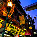 San Francisco - Chinatown 009 by Lance Vaughn