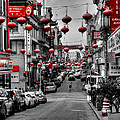 San Francisco - Chinatown 014 by Lance Vaughn