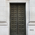 San Francisco Emporio Armani Store Doors - 5d20538 by Wingsdomain Art and Photography