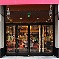 San Francisco Gumps Store Doors - 5d20588 by Wingsdomain Art and Photography