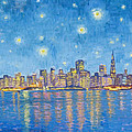 San Francisco starry...