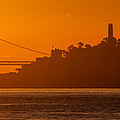 San Francisco Sunrise by Alexis Birkill