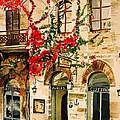 San Gimignano by Judy Swerlick