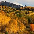 San Juan Mountains In Autumn by Jetson Nguyen