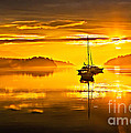 San Juan Sunrise by Robert Bales