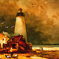 Sandy Hook Lighthous...