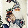 Santa Claus by Angela Doelling AD DESIGN Photo and PhotoArt