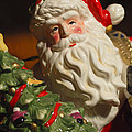 Santa Claus - Antique Ornament - 10 by Jill Reger