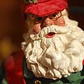 Santa Claus - Antique Ornament - 16 by Jill Reger