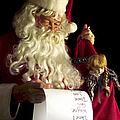 Santa Claus by Diane Diederich