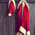 Santa's Hat And Coat by Amanda And Christopher Elwell