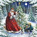 Santa's Little Helpers by Lynn Bywaters