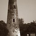 Sapelo Island Lighthouse by Skip Willits