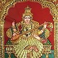 Saraswathi  by Jayashree