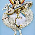 Saraswati by Tim Gainey