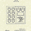 Savings Book 1926 Patent Art by Prior Art Design