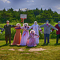 Scarecrow Wedding by Garry Gay