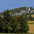 Schauenstein - A Typical Upper-franconian Town by Christine Till