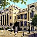 Schermerhorn Symphony Center by Janet King