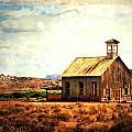 Schoolhouse 1 by Marty Koch