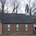 Schoolhouse by Brenda Conrad